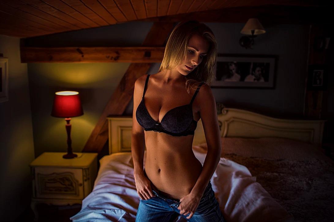 Sesja zdjęciowa sensualna