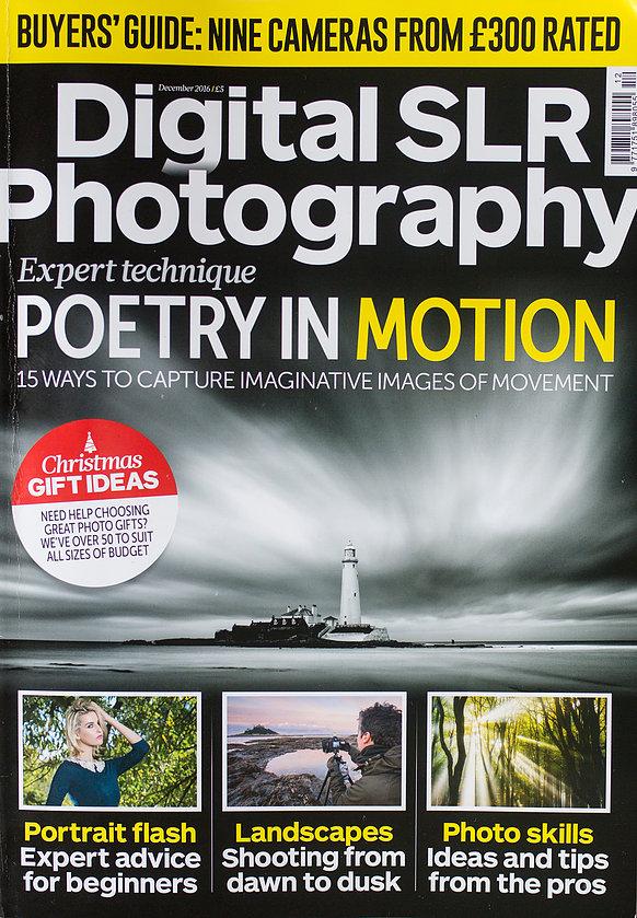 Publikacja w magazynie Digital SLR Photography