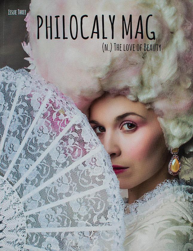 Publikacja w magazynie Philocaly mag