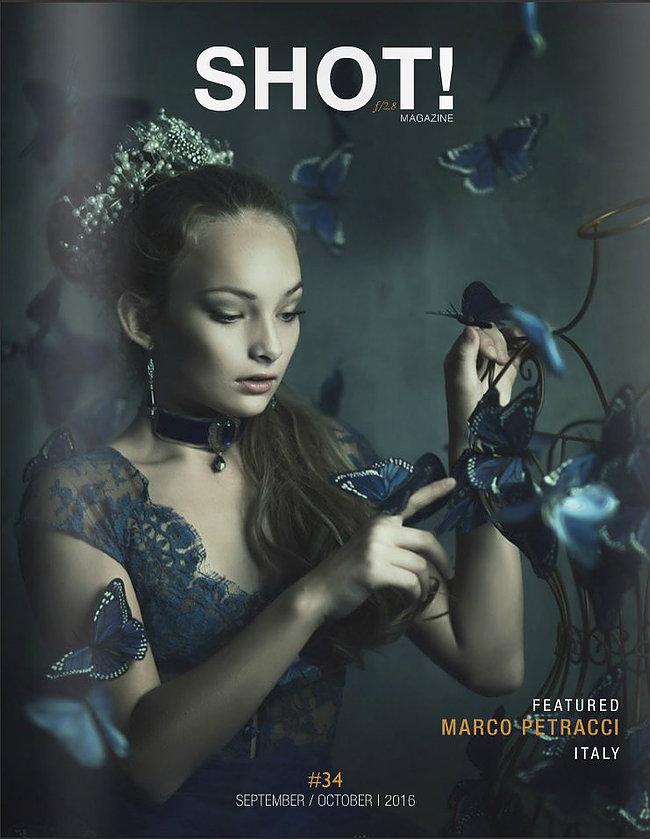 Magazyn SHOT wydanie #34 rok 2016
