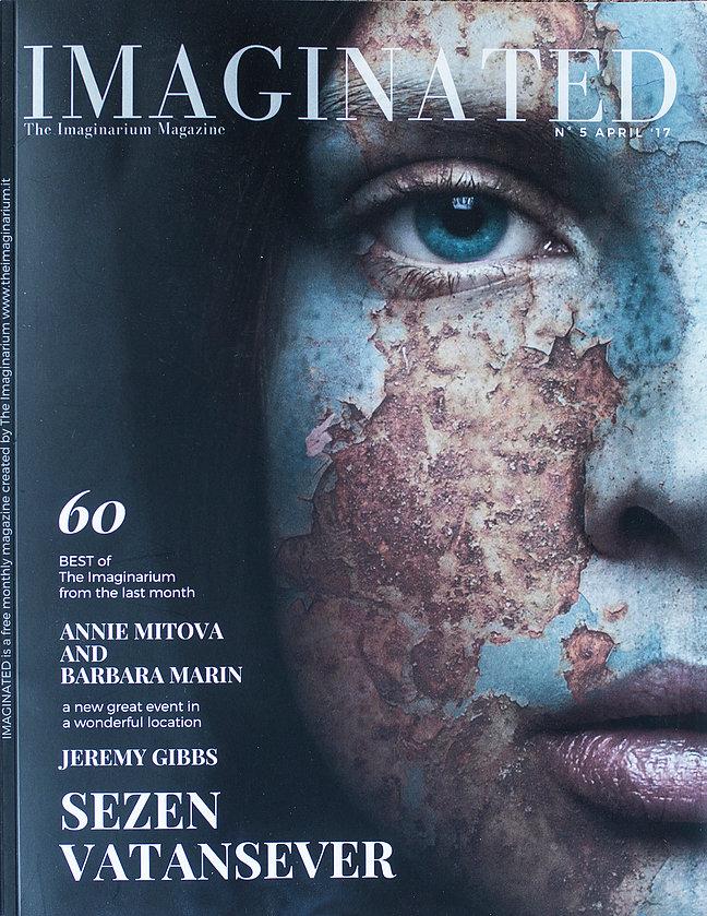 Publikacja w magazynie Imaginated