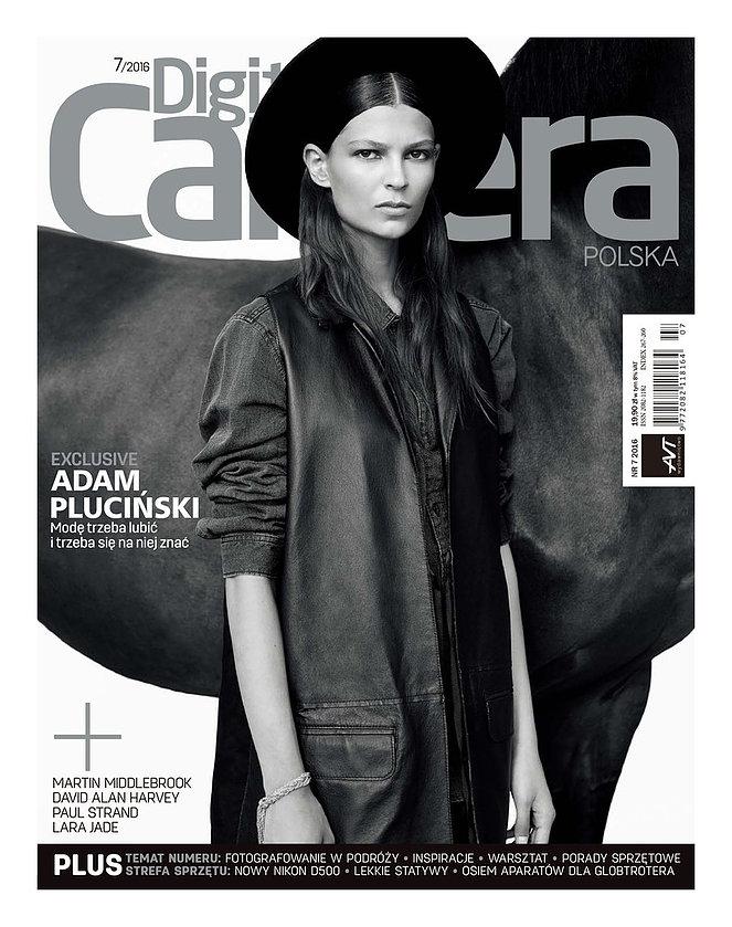 Publikacja w magazynie Digital Camera Polska