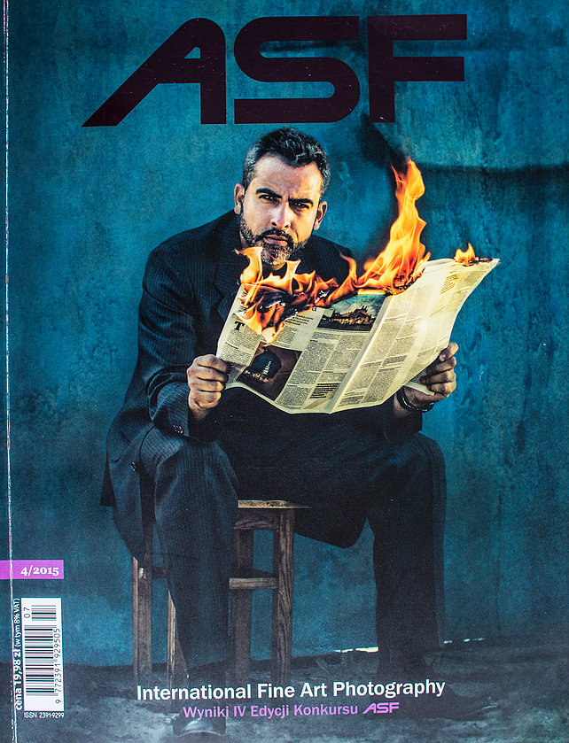 Publikacja w magazynie ASF