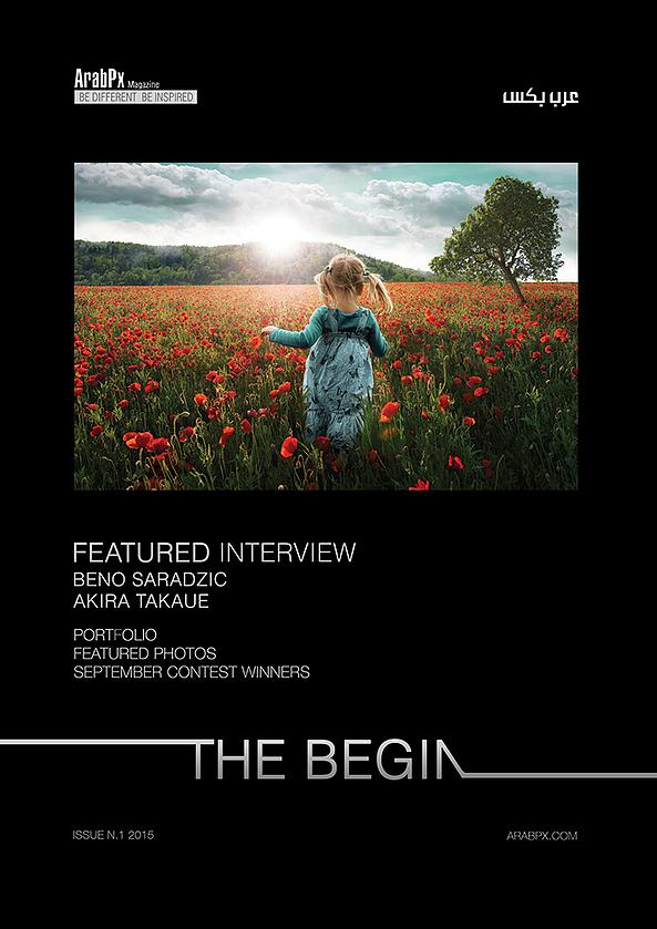 Publikacja w magazynie The Begin