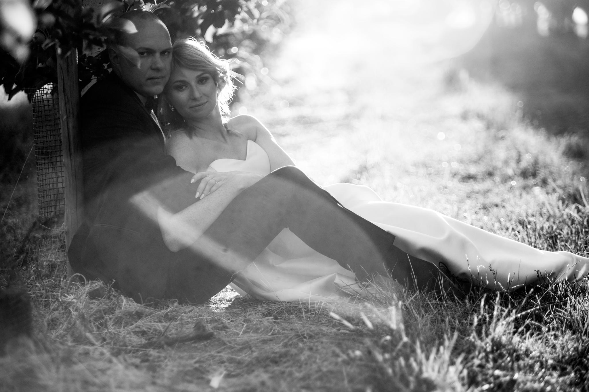 Sesja ślubna pary młodej w Trzebnicy
